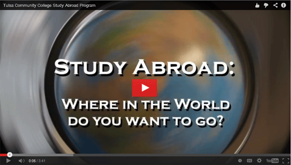 Study Abroad Video Overlay