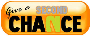 "Button to ""Give a Second Chance"""